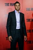 NEW YORK-SEP 10: NBA player Chandler Parsons attends