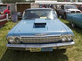 1962 Chevy 2 Door Impala Front View