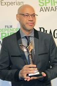LOS ANGELES - MAR 1:  John Ridley at the Film Independent Spirit Awards at Tent on the Beach on Marc