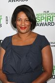 LOS ANGELES - JAN 11: Dawn Porter at the 2014 Film Independent Spirit Awards Nominee Brunch at Boa o