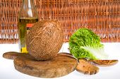 picture of significant  - Coconut is a significant and important crop - JPG