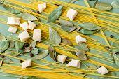 pic of bay leaf  - Parmesan Cheese - JPG