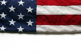 picture of memorial  - American flag for Memorial Day or 4th of July - JPG
