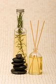 pic of massage oil  - Massage oil - JPG