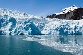 Traveling to Hubbard Glacier in Alaska
