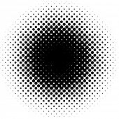 pic of dot pattern  - vector dots pattern - JPG