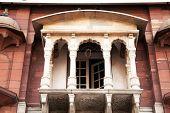 image of gurudwara  - Gurudwara Sis Ganj Sahib in Old Delhi - JPG