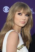 LAS VEGAS - APR 1: Taylor Swift at the 47th Annual Academy Of Country Music Awards held at the MGM G