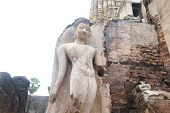 Sukhothai Old Town, Sukhothai Historical Park, Tourist Places To See Beauty, Thailand poster
