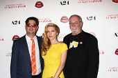 LOS ANGELES - FEB 4: Roman Coppola, Katheryn Winnick, Charlie White III  at 'A Glimpse Inside the Mi