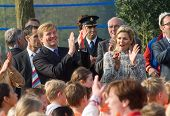 Queen Maxima And King Willem Alexander