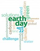 Earth Day Background poster