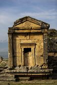 foto of hade  - The ancient city of Hierapolis in Turkey - JPG