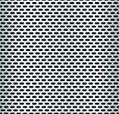 foto of dimples  - Seamless metal swatch - JPG