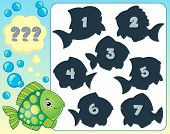 foto of riddles  - Fish riddle theme image 2  - JPG