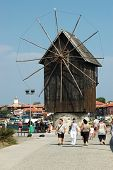 Famous Nesebar Island - Most Popular Touristic Place In Bulgaria