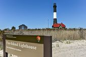 Постер, плакат: Fire Island Lighthouse