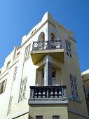 Постер, плакат: Деревенском стиле дом Тель Авив Израиль