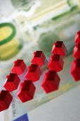 picture of statistician  - Little houses for Financing Building or insurances