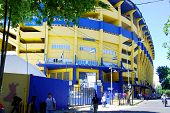 Estadio de fútbol de Boca Juniors