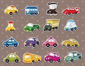 foto of beetle car  - Car Stickers - JPG