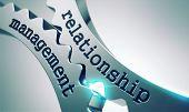 pic of cogwheel  - Relationship Management on the Mechanism of Metal Cogwheels - JPG