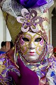 picture of venice carnival  - Carnival of Venice beautiful masks at St - JPG