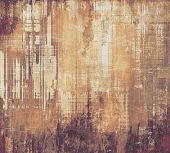 stock photo of pattern  - Retro background with grunge texture - JPG