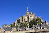 foto of michel  - mont saint michel view - JPG