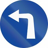 picture of traffic rules  - A Greek traffic sign - JPG