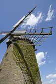 pic of windmills  - The windmill Seelenfeld  - JPG