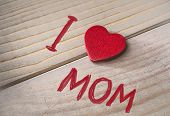 pic of i love you mom  - I Love my mom - JPG