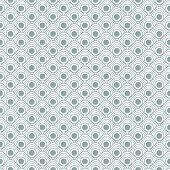 stock photo of curvy  - Vector geometric seamless vector curvy waves pattern - JPG