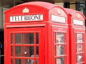 Phonebox in London