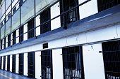 picture of bunk-bed  - prison indoor - JPG