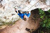 Little Child Climber poster