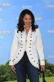 LOS  ANGELES- JUN 4: Fran Drescher at the premiere of Columbia Pictures' 'That's My Boy' at the Rege