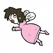 picture of tooth-fairy  - cartoon tooth fairy - JPG