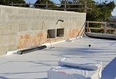 picture of membrane  - Construction site  - JPG