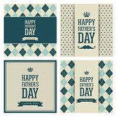picture of special day  - abstract Happy father - JPG
