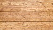 stock photo of uncolored  - Background texture of uncolored painted wooden lining boards wall - JPG