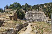 stock photo of argo  - Ancient Argos at Peloponnesus - JPG