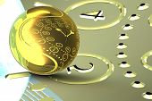 foto of horoscope signs  - Zodiac signs in illustration purposes - JPG