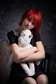 pic of doll  - Red - JPG