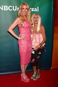 LOS ANGELES - APR 22:  Lulu Johnson, Betsey Johnson at the NBCUniversal Summer Pres Day 2013 at the