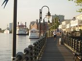 Wilmington Waterfront vista