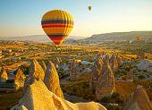 foto of chimney rock  - Cappadocia - JPG
