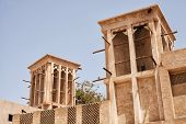 picture of dubai  - Bastakiya Quarter - JPG