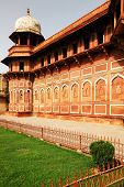 picture of mughal  - Agra Red Fort - JPG