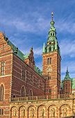 pic of palace  - Frederiksborg Palace is a palace in Hillerod Denmark - JPG